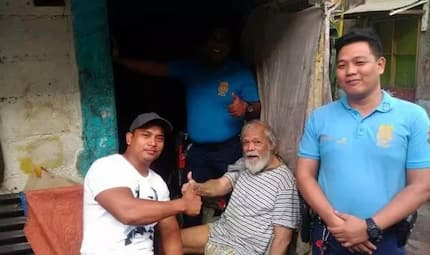 [UPDATE] Actor Dick Israel's house razed by fire; asks help from the public