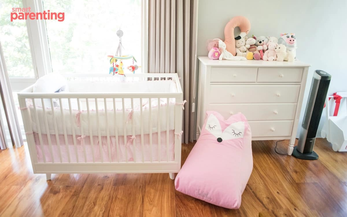 Napaka-suwerteng bata! Pauleen Luna gives a tour of Baby Talitha's luxurious and massive nursery room