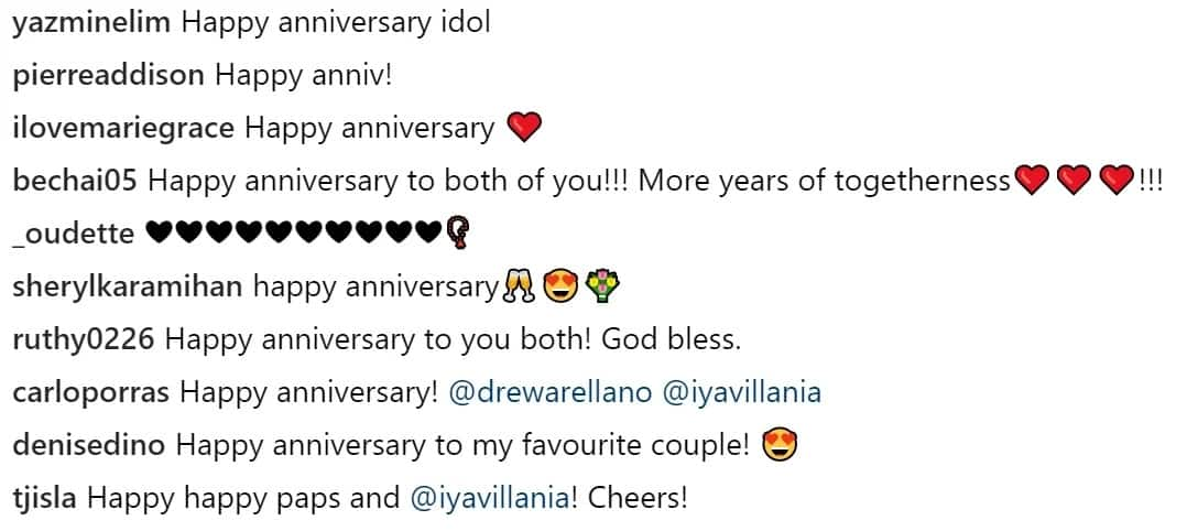Nakakakilig pa rin sila! Drew Arellano and Iya Villania mark fourth anniversary