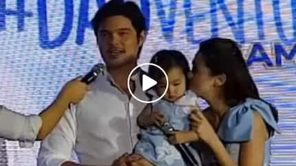 Marian Rivera admits being an 'OA mom' when baby Zia plays rough with daddy Dingdong Dantes