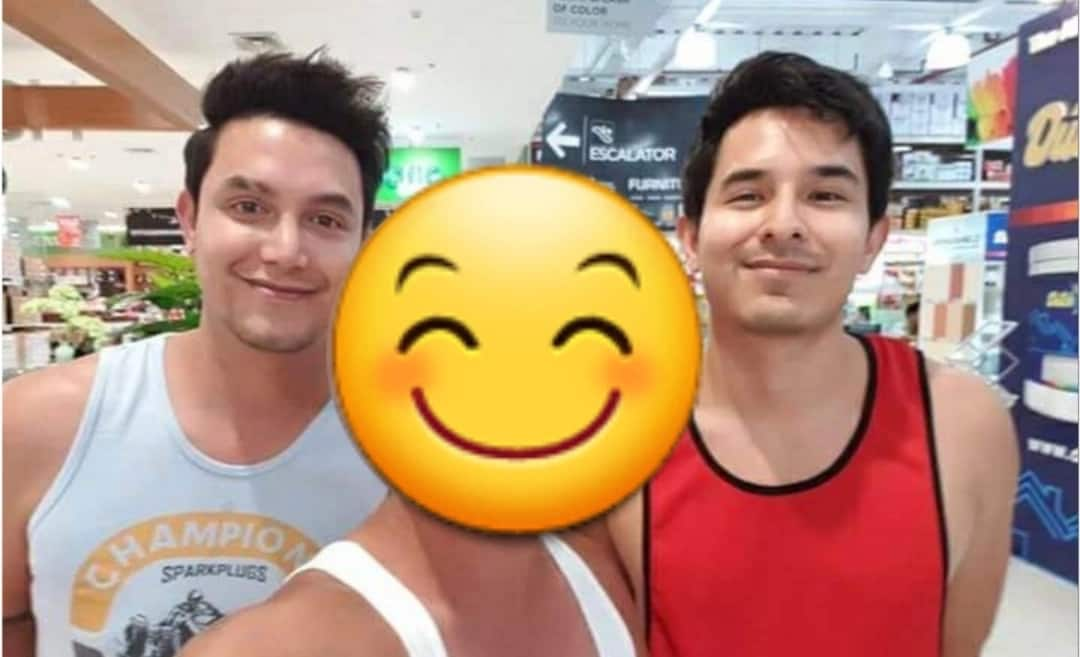 May bagong lovelife si Pochoy? Paolo Ballesteros at Sebastian Castro nakitang magkasama sa supermarket