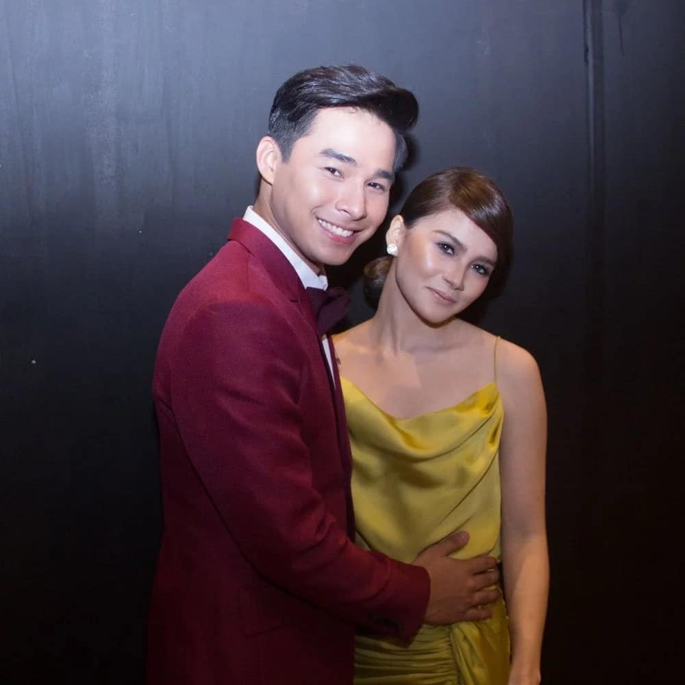 Sila na nga ba? Daig ang asukal sa kasweetan: Mccoy De Leon and Elise Joson Captured Together in some Moments of Sweetness