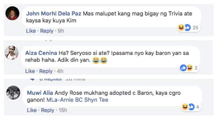 Long Lost Son? Netizen calls Baron Geisler son of Ka Ernie Baron