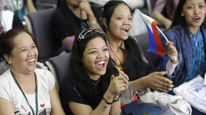 Survey says...Filipinos are the HAPPIEST workers in Asia!