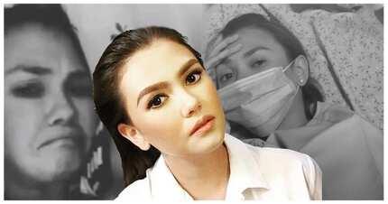Nahirapan talaga siya! Angelica Panganiban, sinugod sa ospital