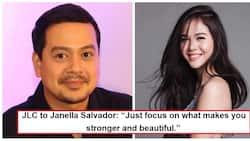 John Lloyd Cruz nagcomment sa IG post ni Janella Salvador?! Kapamilya actor tells teen actress to focus on what makes her 'stronger and beautiful'