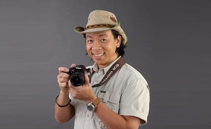 Kim Atienza showing us what really goes behind the making of a TV Patrol episode