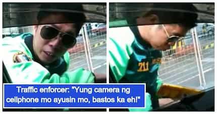 Traffic enforcer, inakusahang nangongotong dahil sa video na nakuha sa aktong humihingi siya ng 2,000PHP