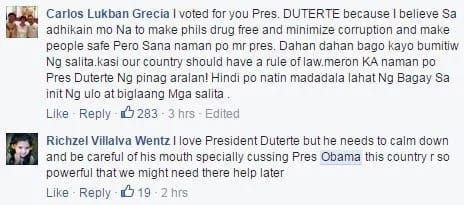 Netizens react after Obama cancels meeting with Duterte