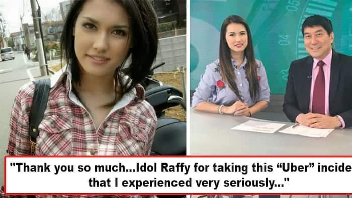 Nag-sorry na siya! Uber driver apologizes to Maria Ozawa for allegedly harassing former adult film actress, thanks to Kuya Raffy Tulfo