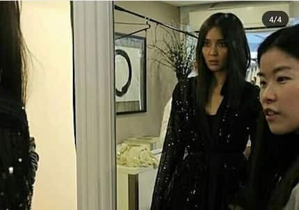 Anyare? Netizens get critical over Kathryn Bernardo's 'mukhang horror' dress she fitted for ABS-CBN Ball 2018