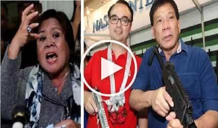 #Palaban: Angry De Lima slams her staunch critics for 'fabricating' evidence