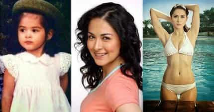 Di papatalo si Yan! Check out Marian Rivera's shocking puberty challenge transformation photos