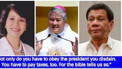 """UP Doctor sinagot ang diumano'y """"innuendos"""" ni Archbishop Socrates Villegas ng bible verses"""
