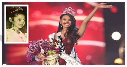 Eat Bulaga's 1999 Little Miss Philippines is 2018 Miss Universe Catriona Gray