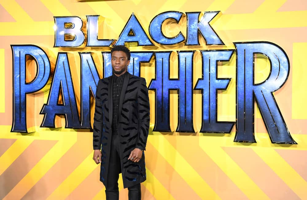 'Black Panther' actor Chadwick Boseman dies at the age of 43