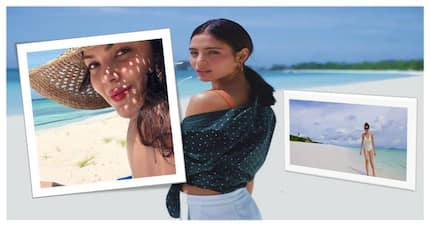 7 Best Amanpulo Instagram-worthy pictures ng mga sikat na Pinay