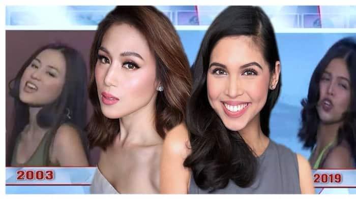 Maine Mendoza, nag-ala Toni Gonzaga sa Eat Bulaga throwback