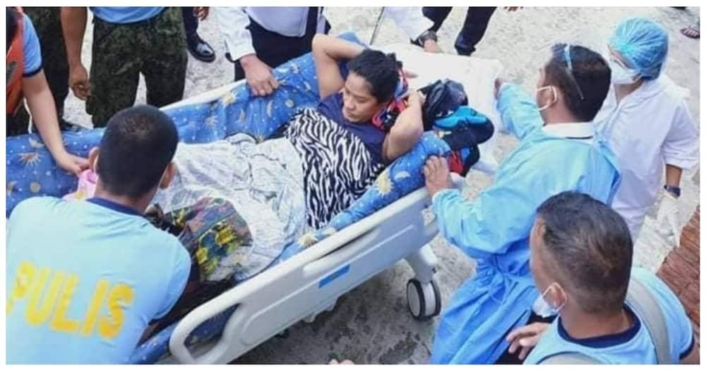 Ginang, nanganak sa kasagsagan ng rescue operations sa Tuguegarao