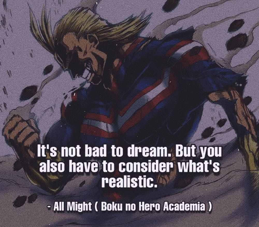 30 Inspirational Anime Quotes About Life Kami Com Ph