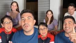 Q&A video ni Luis Manzano kasama sina Vilma Santos, Jessy Mendiola, viral na