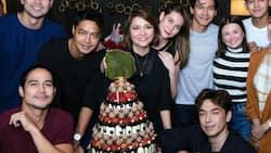Bea Alonzo and ex-BF Zanjoe Marudo spotted together at birthday party