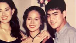 Old photo of Ruffa Gutierrez with Karla Estrada and Mayor Isko goes viral