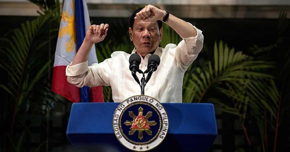 "Duterte slams Metro Manila mayor: ""Ang training parang call boy"""