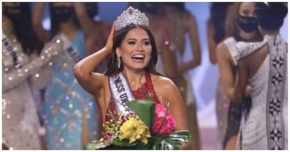 Gown ni Miss Universe Andrea Meza, pinalagan ng Lebanese designer; kinopya lang umano sa kanyang design