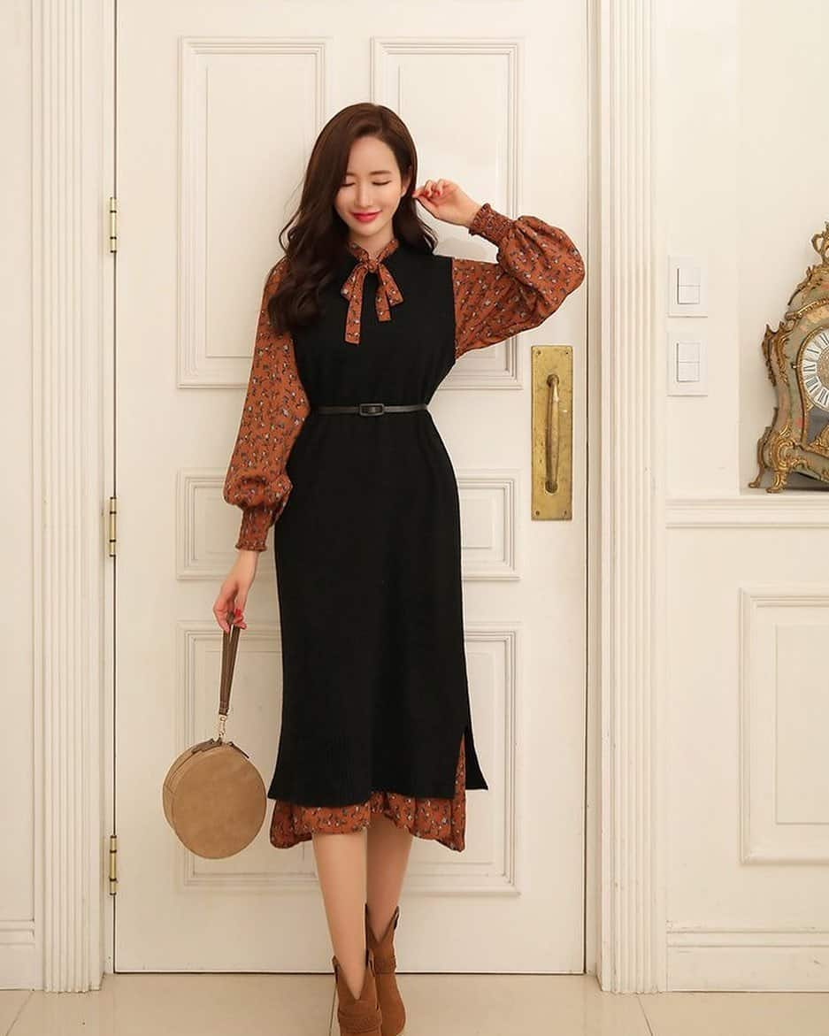 Korean outfit for women: 7 best K-fashion ideas this 7 (photos)