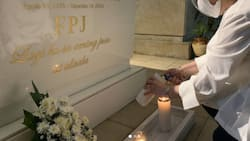 Sen. Grace Poe believes FPJ is in the heart and memory of everyone