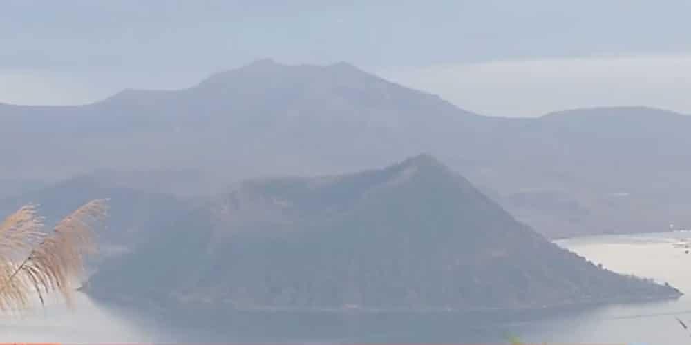 Taal Volcano swells anew, PHIVOLCS on high alert