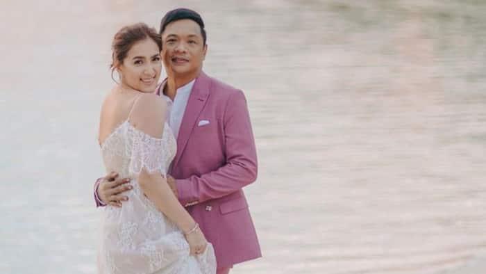 Ara Mina, Dave Almarinez's prenuptial photos stun netizens