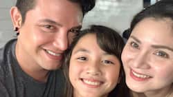 Photos of Paolo Ballesteros' ex-gf and beautiful daughter go viral
