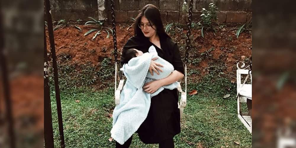 Hirap maka-recover! Kylie Padilla struggling after giving birth to second child