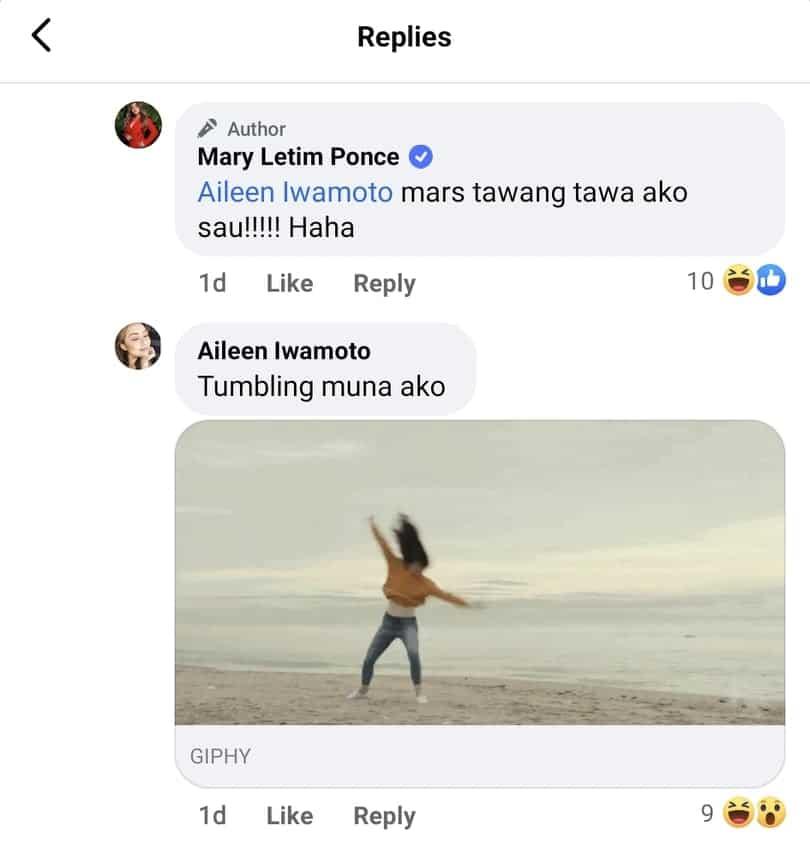 Iwa Moto, tinag ang babaeng umano'y sangkot sa Jon-Jelai isyu sa kanyang post