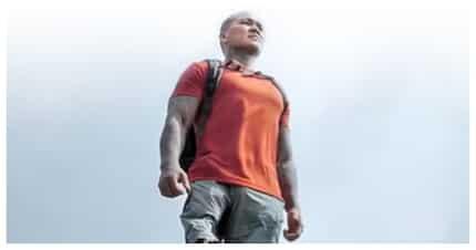 Lalaking putol ang kanang hita, pinagpatuloy pa rin ang pagiging atleta
