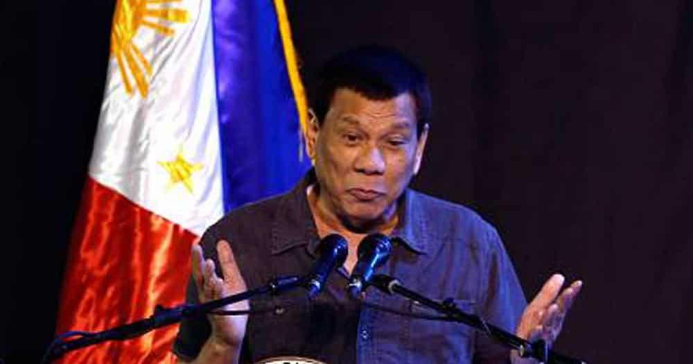 """SONA ni Pres. Duterte, napuno ng palakpakan, pagpakumbaba at tawanan: """"Hindi bale, ma'am, mahal pa rin kita"""""""