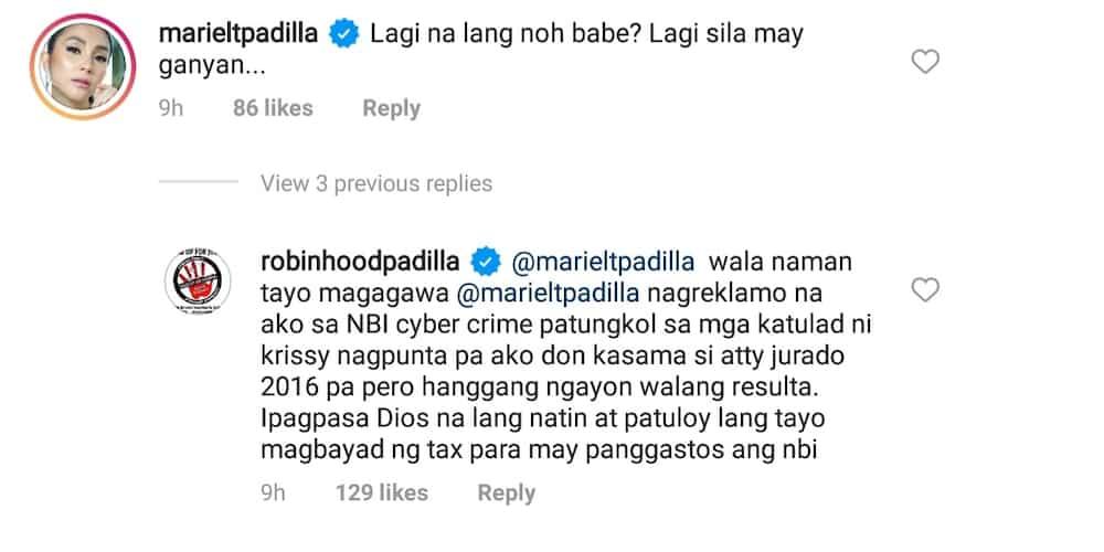 Mariel at Robin Padilla, dismayado sa fake news na patay na ang action star
