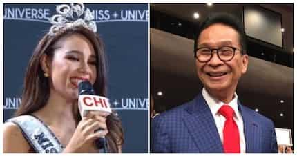 Palasyo, proud na proud sa pagkapanalo ni Catriona Gray sa Miss Universe