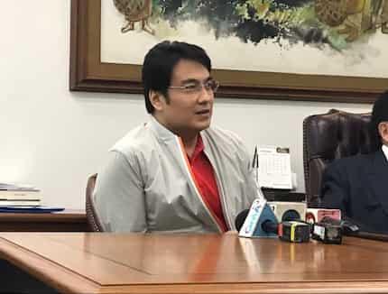 Bong Revilla reveals his plans if he wins as senator in 2019 polls