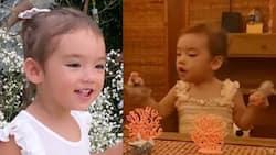 Version ni baby Thylane ng 'Baby Shark', kinaaliwan ng netizens