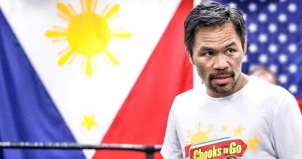 """Manny Pacquiao, tuluyan nang tinuldukan ang kanyang istorya sa boxing: """"Today, I am announcing my retirement"""""""
