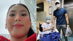 Alex Gonzaga thanks everyone who sent messages and showed concern to her and Mikee Morada