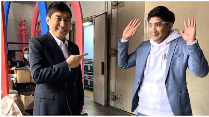 Robi Domingo thanks Raffy Tulfo and his wife Jocelyn for having fun conversations with him
