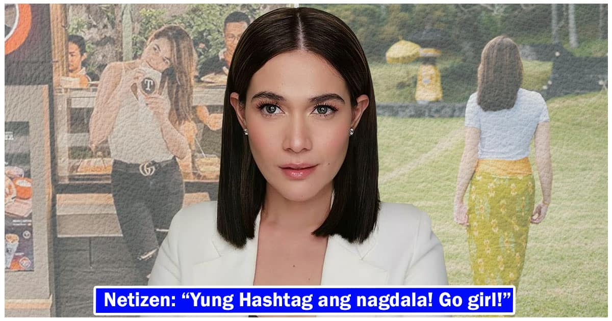 Keber! Bea Alonzo Stands Unfazed by Statements of Gerald ...