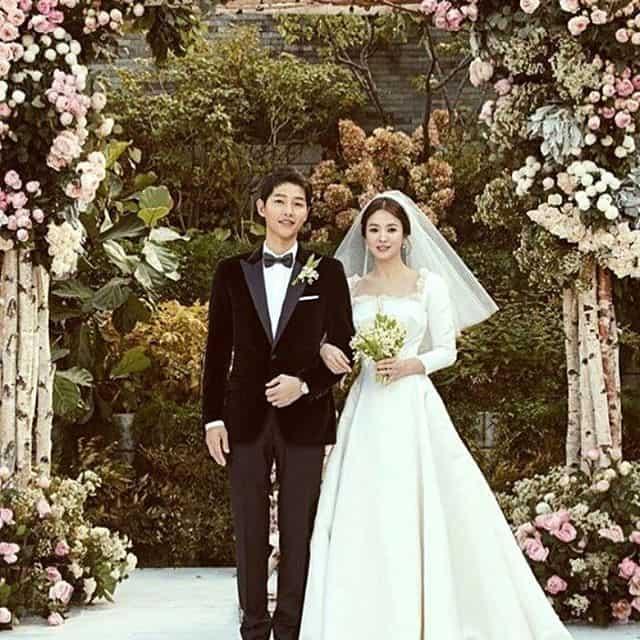 Who is Song hye kyo husband