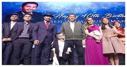 Manny Pacquiao, namigay pa raw ng grand raffle prize na 1M sa mga tao sa kanyang 40th birthday