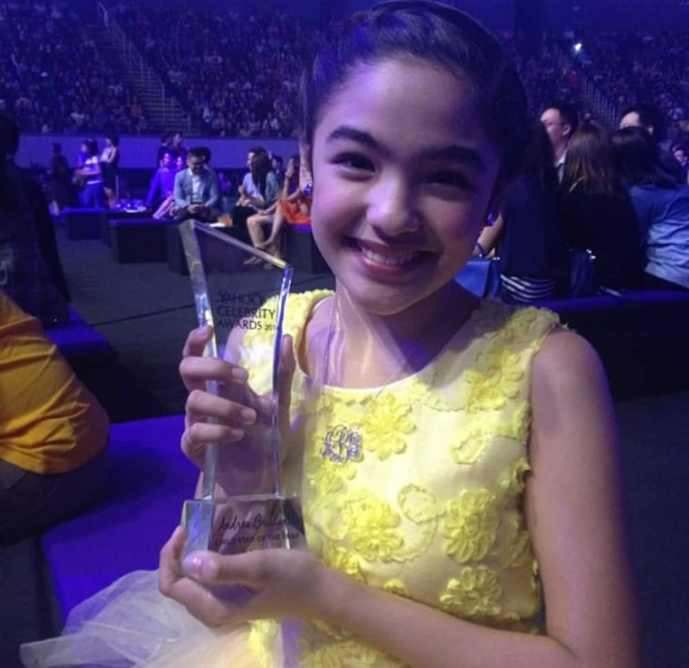 Andrea Brillantes age and height 2019
