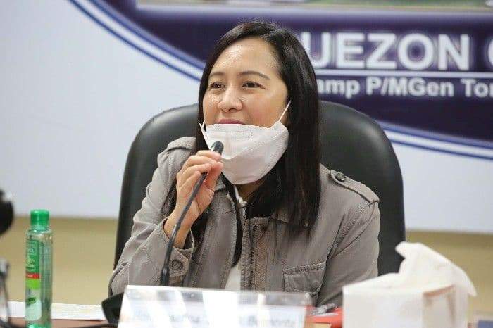 Breaking: QC Mayor Joy Belmonte admits she tested positive for COVID-19